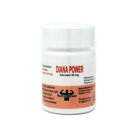 DIANA POWER 100 TABLETAS X 20 MG
