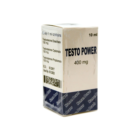 TESTO POWER 400 MG X 10 ML