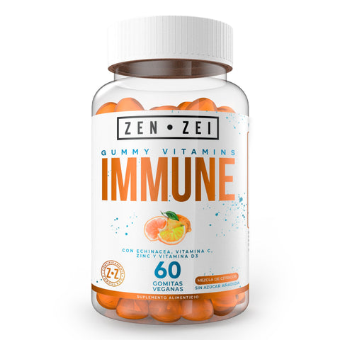 IMMUNE SUPPORT 60 GOMITAS
