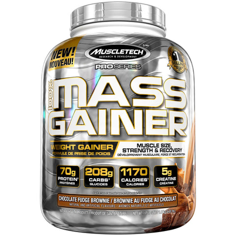 MASS GAINER MUSCLETECH