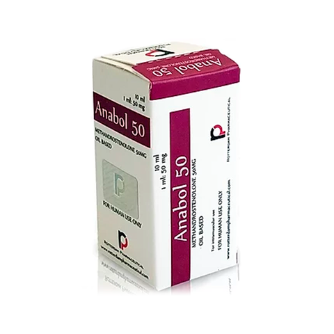ANABOL (METHANDROSTENOLONE) 50 MG X 10 ML