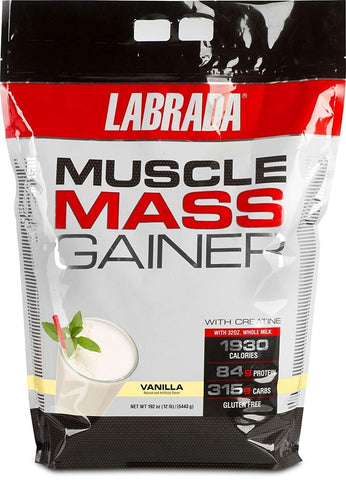 librada muscle mass gainer.