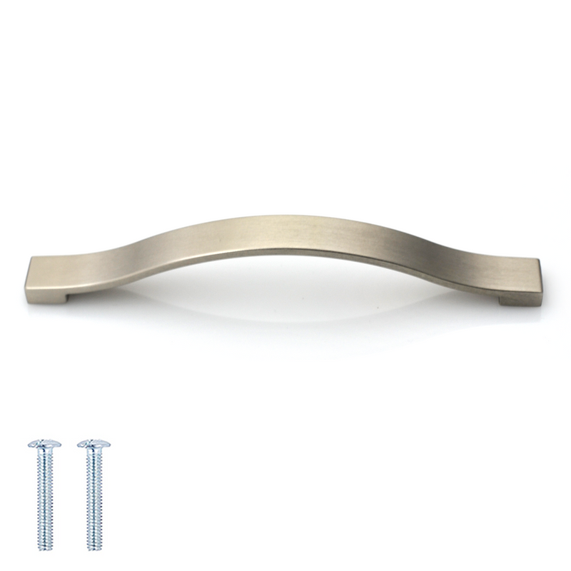 Wave Bow Kitchen Cabinet Handle - Decor And Decor