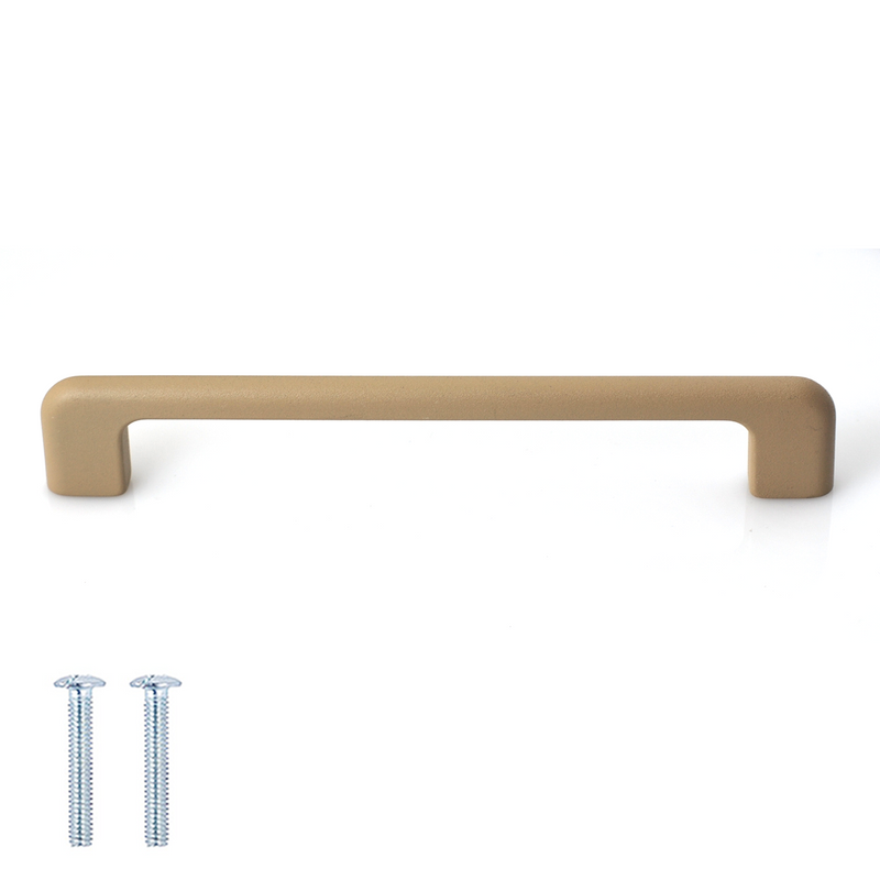 Contemporary Matt Cream Cupboard Handle - Decor And Decor