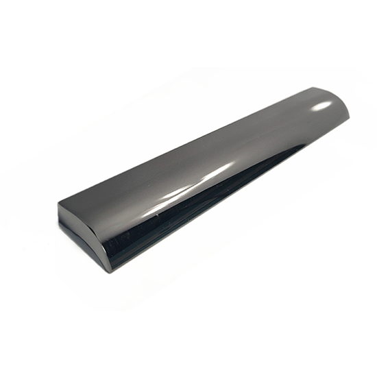 Nickel Black Glossy Shiny Furniture Handles - Decor And Decor