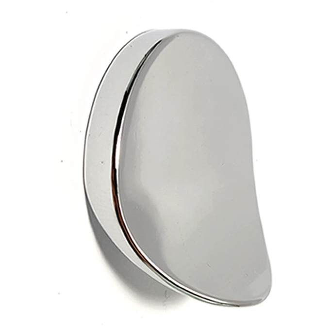 Rounded Knob Finger Pull Handle Knob 50mm - Decor And Decor