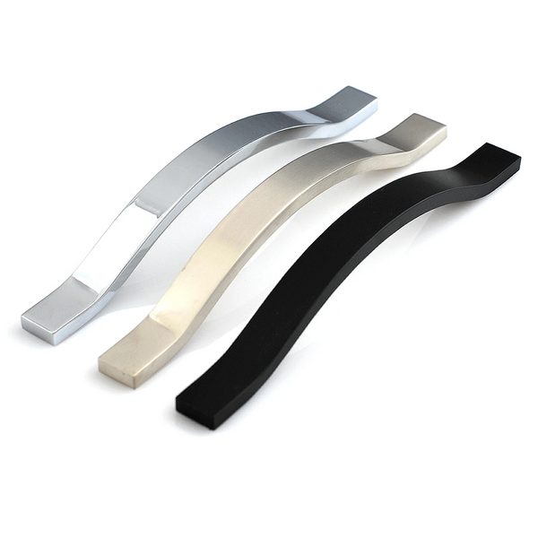 Wave Bow Kitchen Cupboard Handle - Decor And Decor