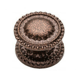 Traditional Antique Copper Door Knobs -  Decor And Decor