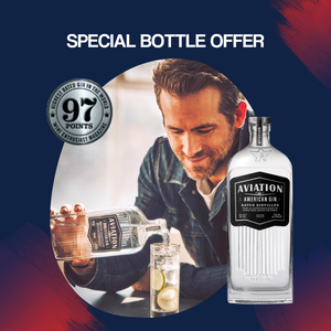 Aviation American Gin Special Offer