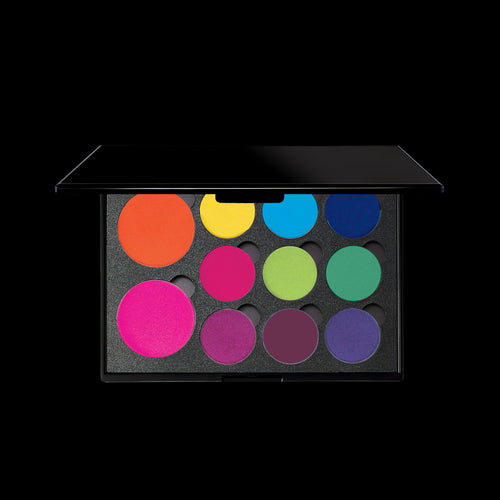 Paint Block Eyeshadow Palette