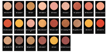 Load image into Gallery viewer, Coppers, Peaches, & Gold Eyeshadow