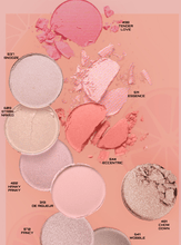 Load image into Gallery viewer, Pink Diamonds & Lemonade Eyeshadow