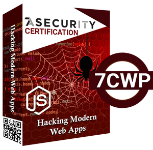 7ASecurity Certified Web Professional [CERTIFICATION ONLY]