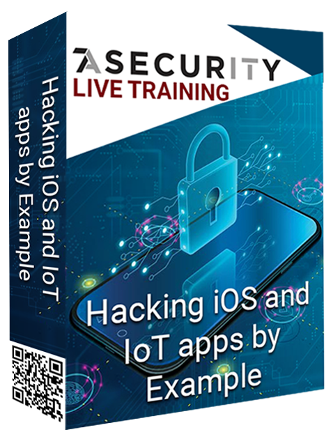 Live Training: Hacking iOS and IoT apps by Example