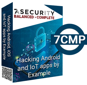 Hacking Android, iOS and IoT apps - Course upgrade from  Balanced to Complete