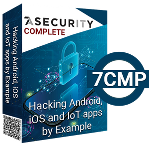 Hacking Android, iOS and IoT apps - Complete