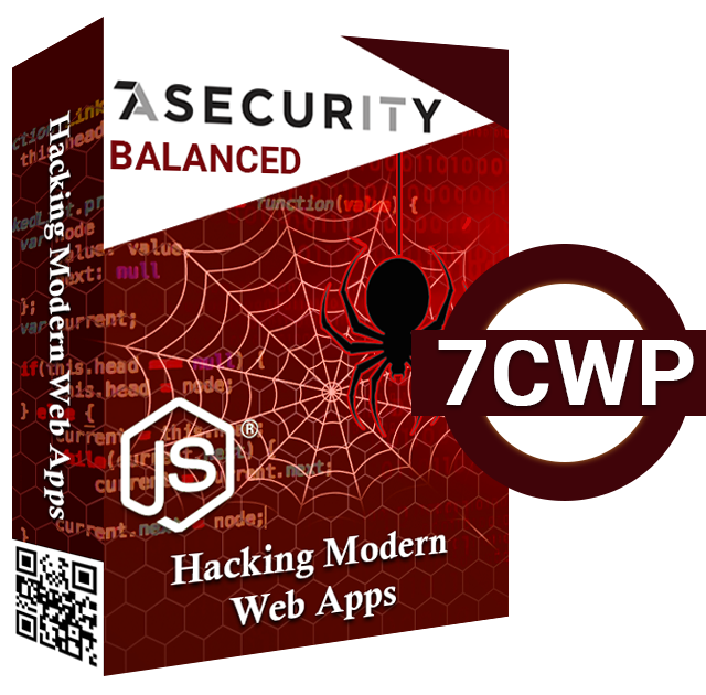 Hacking Modern Web Apps: Master the Future of Attack Vectors - Balanced
