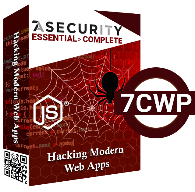 Hacking Modern Web Apps: Master the Future of Attack Vectors - Course upgrade from Essential to Complete