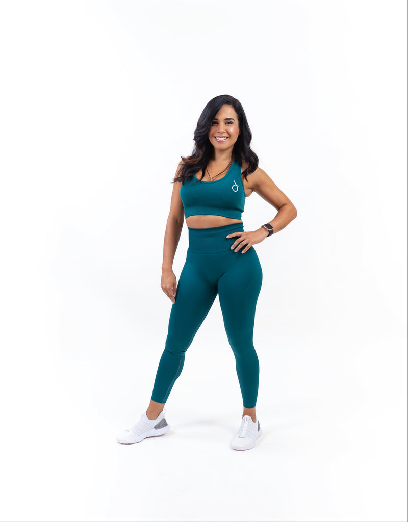 FLOR SEAMLESS FLEX SPORTS BRA
