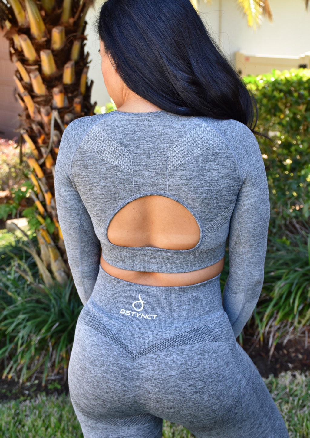 TRISH LONG SLEEVE CROP