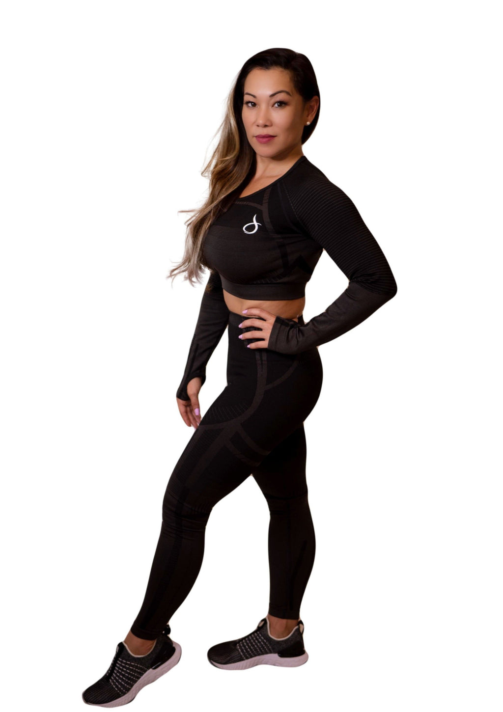 MaryJ Black Leggings