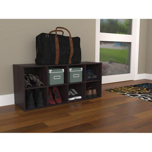 Solid wood shoe rack - Furnishiaa