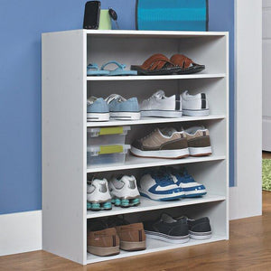 10 pair shoe rack - Furnishiaa