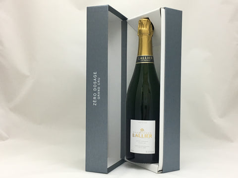 Champagne Lallier Zero Dosage Grand Cru
