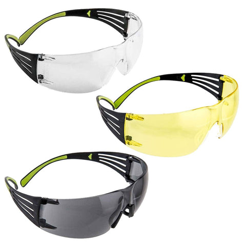 "3M Schutzbrille ""SecureFit 400"" - EMERTAC - Emergency Supplies & Tactical Gear"