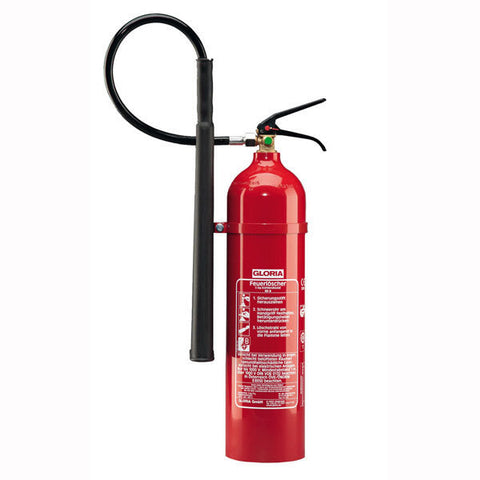 Gloria CO2 Feuerlöscher K5 - EMERTAC - Emergency Supplies & Tactical Gear