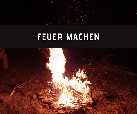 Kurs - Feuer machen (Basic) - EMERTAC - Emergency Supplies & Tactical Gear