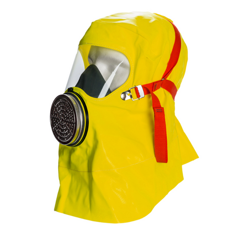 MSA Brandfluchthaube S-Cap - EMERTAC - Emergency Supplies & Tactical Gear