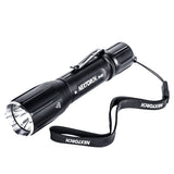 "Taschenlampe ""TA40 Tactical"" LED - EMERTAC - Emergency Supplies & Tactical Gear"