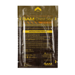 SAM Chest Seal (valved) - EMERTAC - Emergency Supplies & Tactical Gear