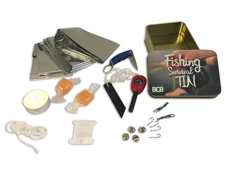 "Survival-Set ""Fischer"" - EMERTAC - Emergency Supplies & Tactical Gear"