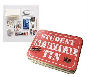 "Survival-Set ""StudentIn"" - EMERTAC - Emergency Supplies & Tactical Gear"