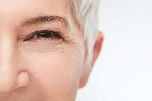 Baby-Boomer-Senior-Woman-Close-up-on-Eye-Wrinkles