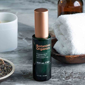 Antiaging-Firming-Neck-and-Decollete-CBD-Gel-Bottle-Botanima-Organics-Premium-Skincare
