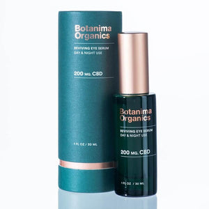 Antiaging-Reviving-CBD-Eye-Serum-for-Day-and-Night-Use-Botanima-Organics-Premium-Skincare-With-Box