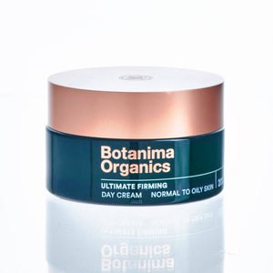 Ultimate-Firming-CBD-Cream-for-Normal-to-Oily-Skin-Closed-Dark-Green-Jar-With-Rose-Gold-Cap