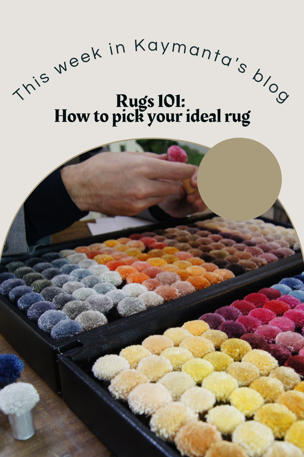 Rugs 101: How to pick your ideal rug