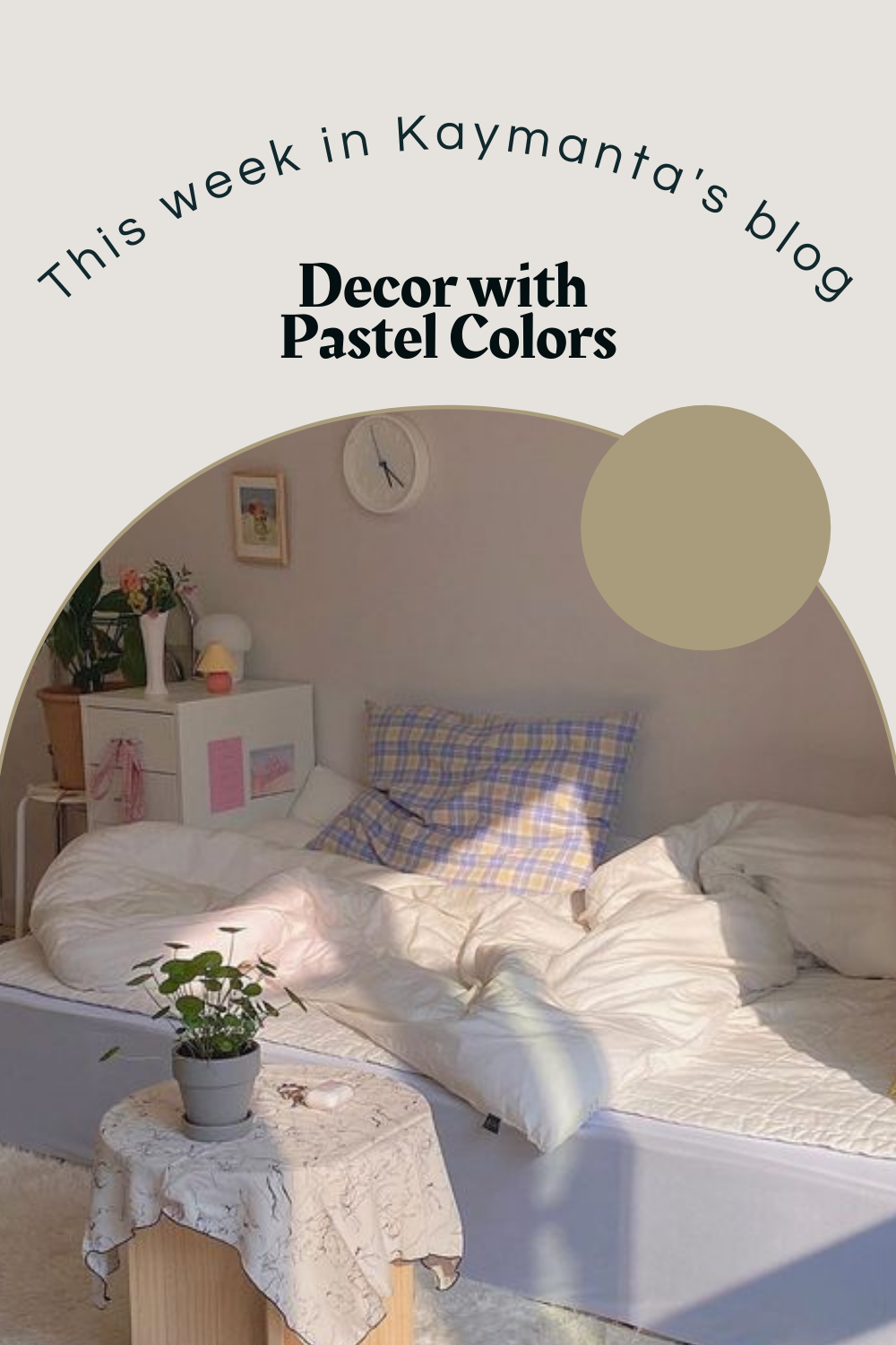 Color Trend: Pastel Colors