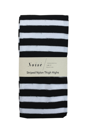 Media Striped Nylon