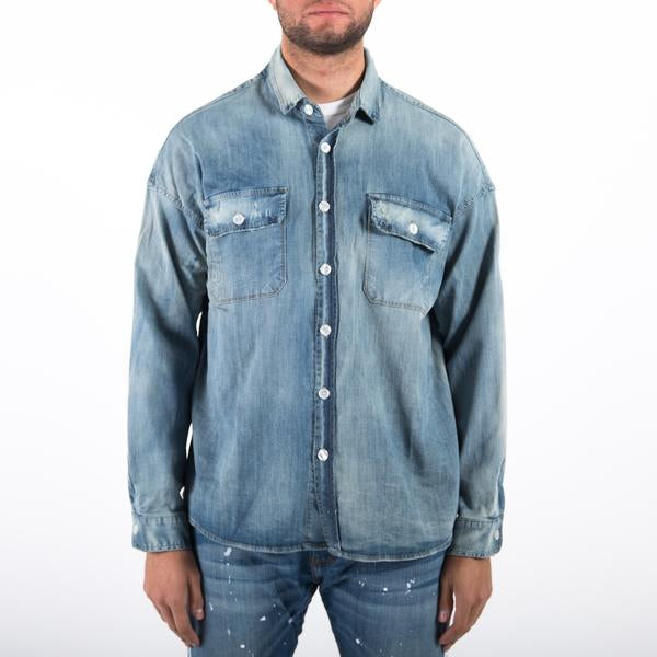 THE COLTON SHIRT - VINTAGE MEDIUM