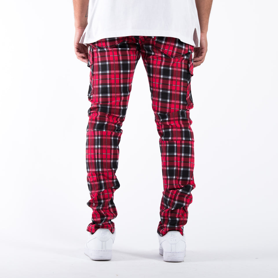 The Union Plaid - Rebel Cargo