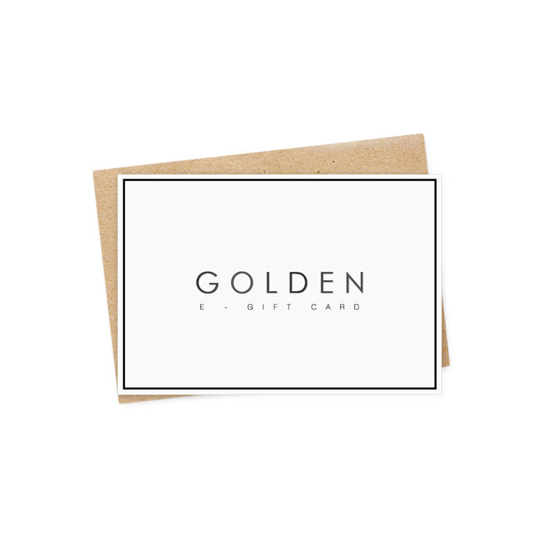 Golden E-Gift Card