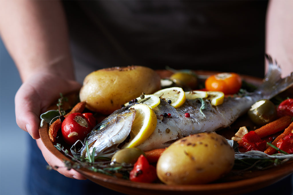5 Ways The Mediterranean Diet Can Improve Your Health