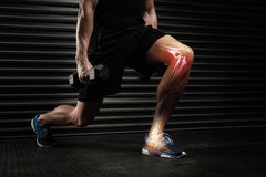 Protect Your Knees During Weight Training