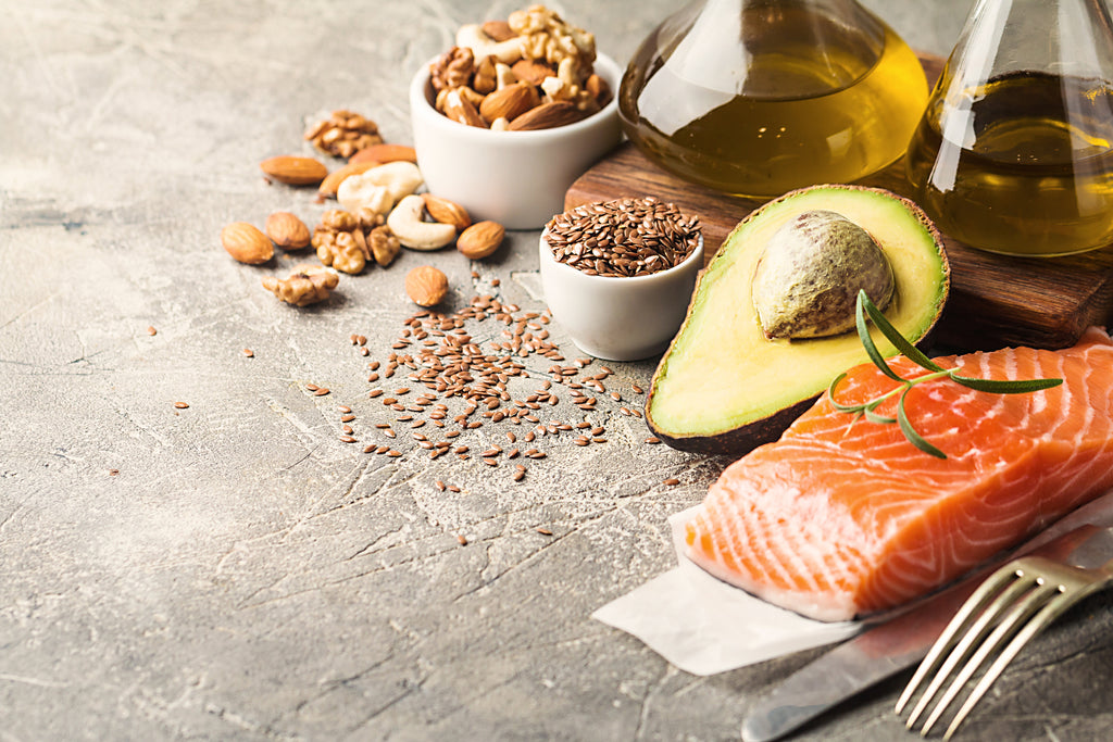 Three Types of Fats Your Body Will Thank You For