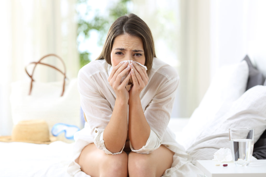 Holiday Cold & Flu: How to Bounce Back Quickly